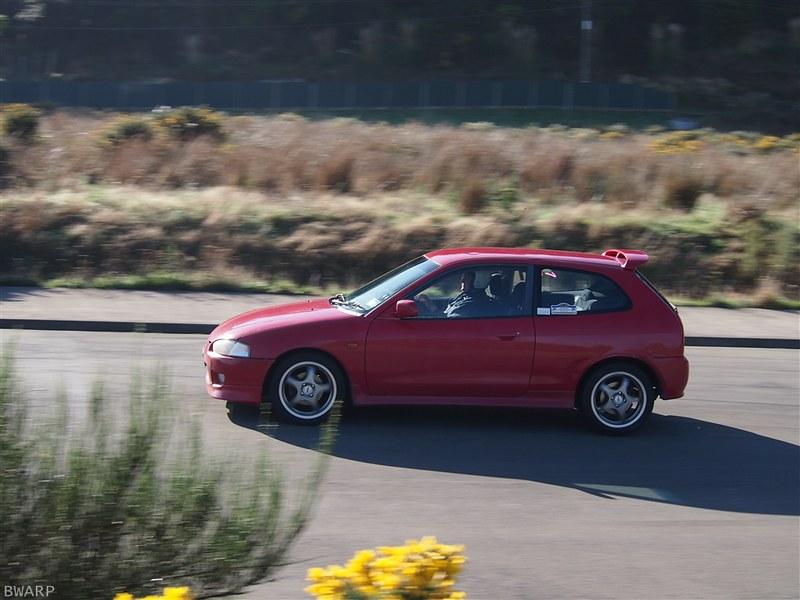 Mitsubishi mirage RS