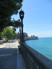 Cadiz, Spain - Alameda Apodaca & Park Genoves