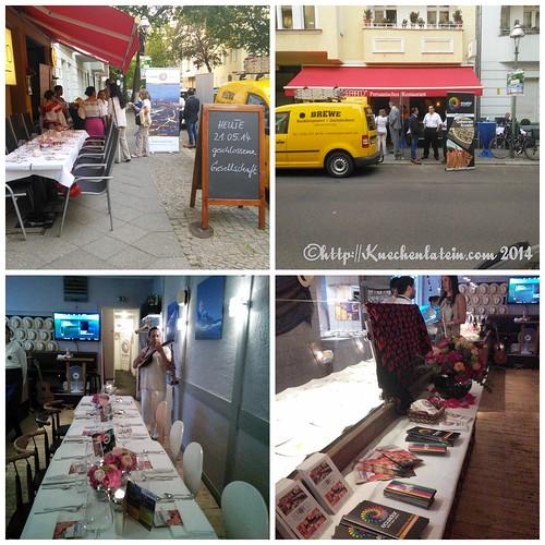 ©Kulinarische Woche Ecuadour im Restaurant Serrano