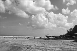 Bali - Legian Beach sands
