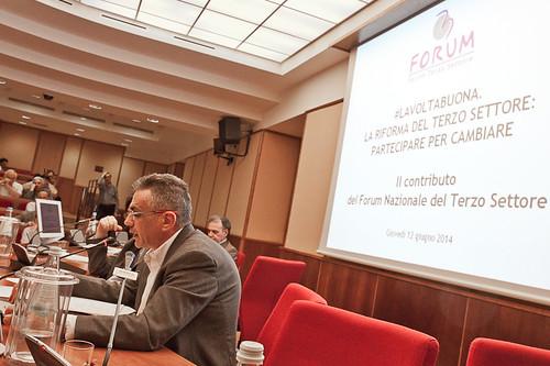 L'intervento di Fabrizio Pregliasco al Forum del Terzo Settore