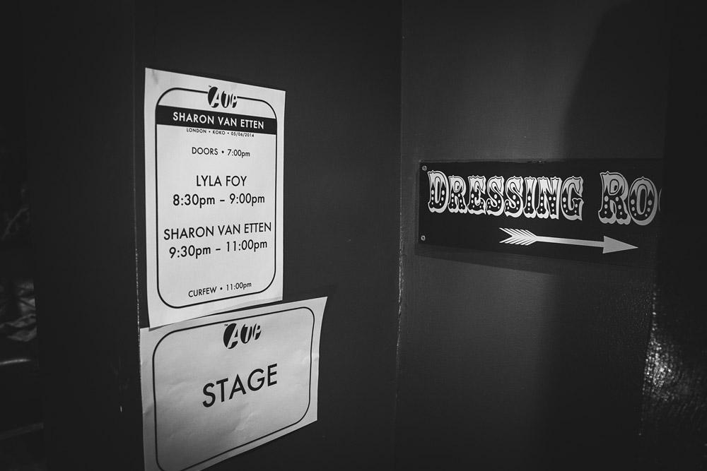 BTS: Sharon Van Etten - Koko