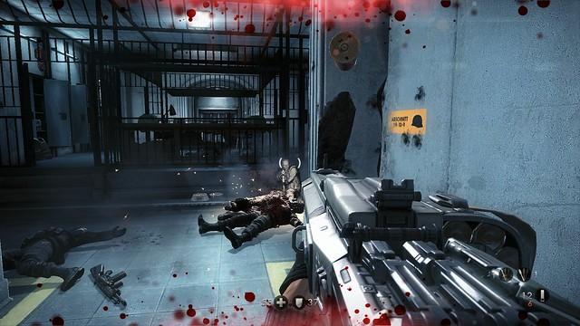 Wolfenstein : The New Order - Screenshot 2