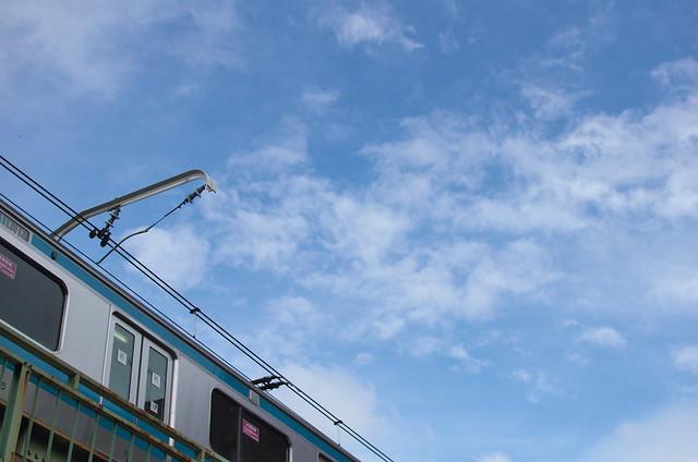 Tokyo Train Story 京浜東北線 2014年7月5日
