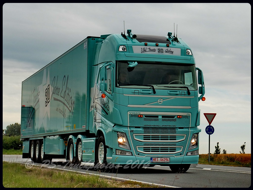 TT Bautzen 2014 F800 767 Truckertreffen UHL Trucks VOLVO FH