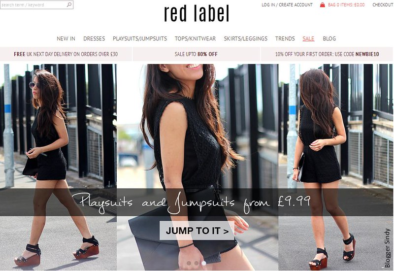 love red label