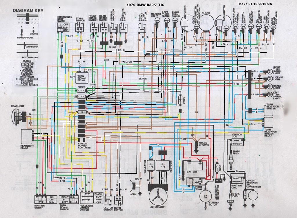 Stupendous Bmw R80 Wiring Diagram Wiring Diagram Wiring Digital Resources Cettecompassionincorg