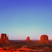 Monument valley twilight by Joh nny1