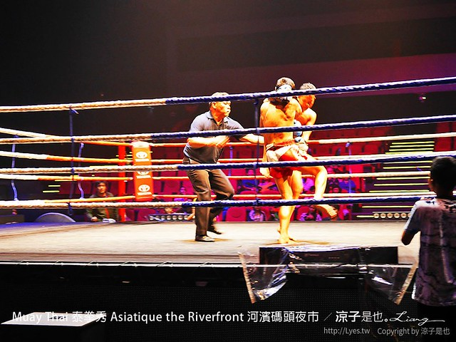 Muay Thai 泰拳秀 Asiatique the Riverfront 河濱碼頭夜市 26