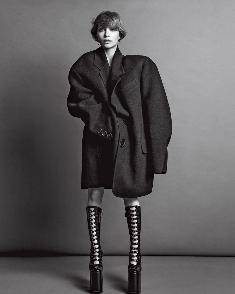 Тави Гевинсон — Фотосессия для «Teen Vogue» 2016 – 2