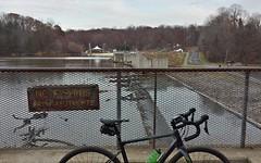 2016 Bike 180: Day 209 - No Fishing