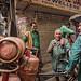 DELHI : À  LA FORCE DES BRAS