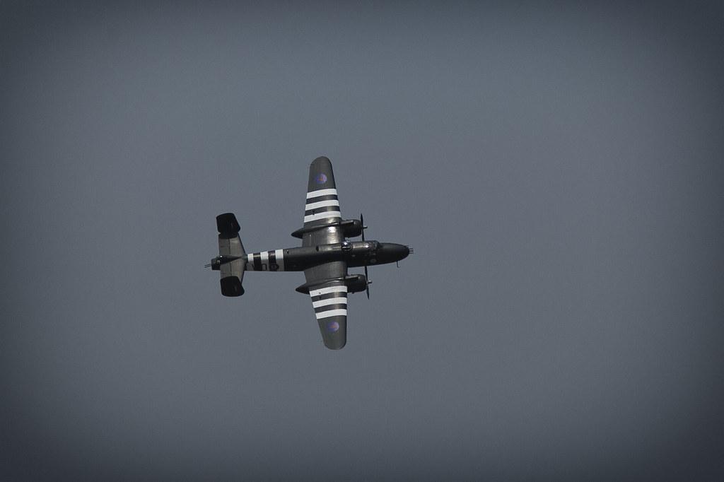 Hamilton Airshow B-25 Mitchell