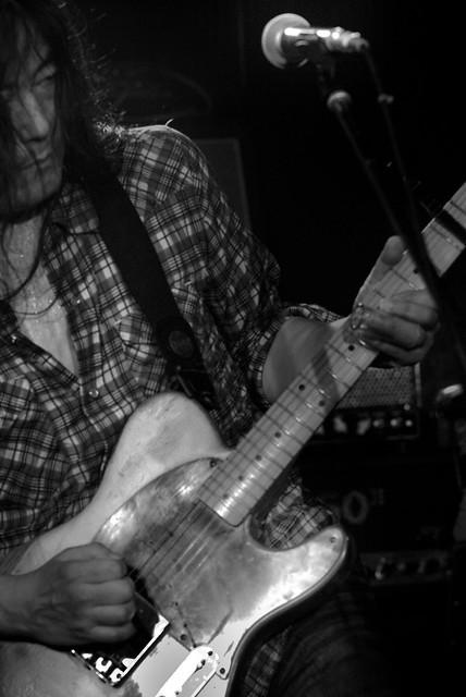 O.E. Gallagher live at Crawdaddy Club, Tokyo, 15 Jun 2013. 256