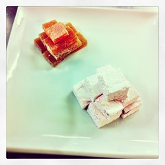 Petit Fours Day: Pate de Fruits & Marshmallows