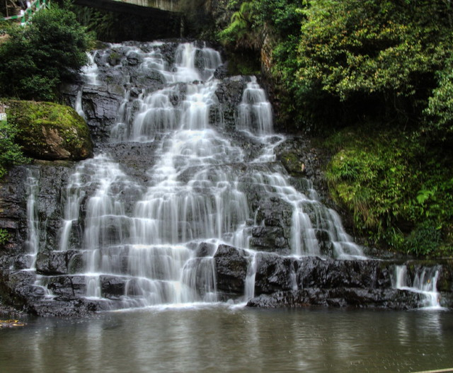ELEPHANT water falls at Shillong, INDIA