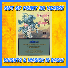 Knights and Magick at TGG