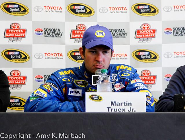 Did Martin Truex Jr Drive Dale Earnhart Car