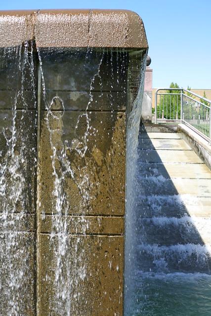 Water Wall II