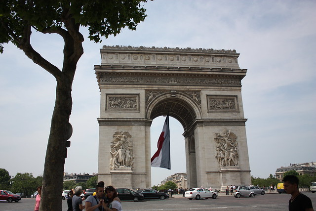 Arc de Triomphe, Paris – The Everywhereist