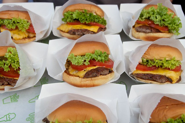Shake Shack Preview with Burger Monday
