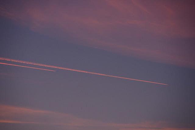 Pinkの航跡1