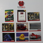 STUDS Trading Cards