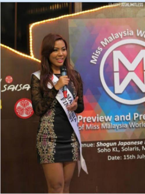 9343256498 ef350bb33d o GAMBAR: Dua Finalis Miss Malaysia Pertikai Keputusan Larang Sertai Ratu Cantik