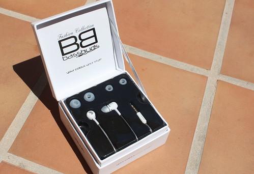 headphones in Ibiza