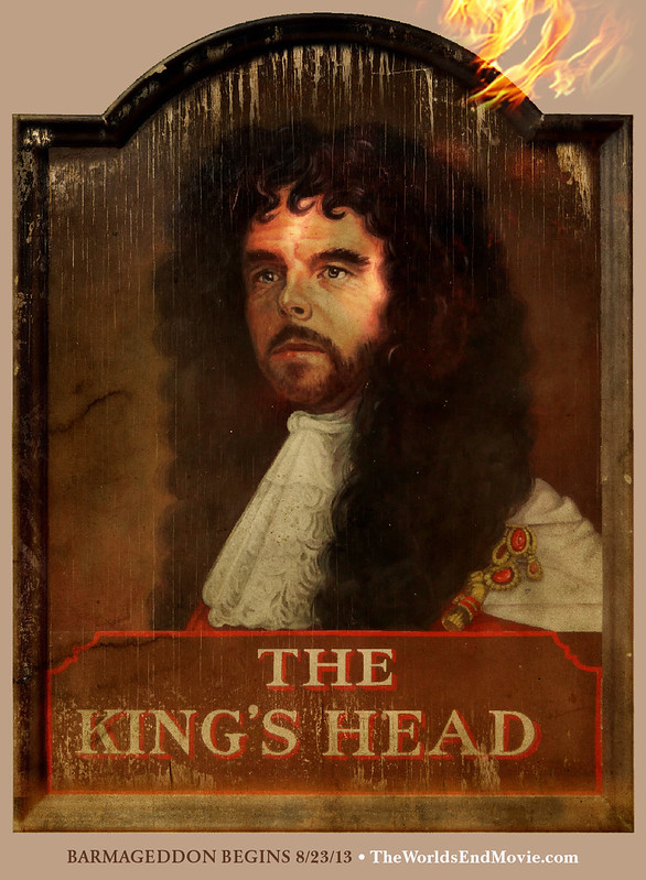 10. The King's Head