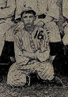 Allen in 1916.
