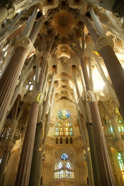 Bas lica de la sagrada fam lia flickr photo sharing for La sagrada familia church