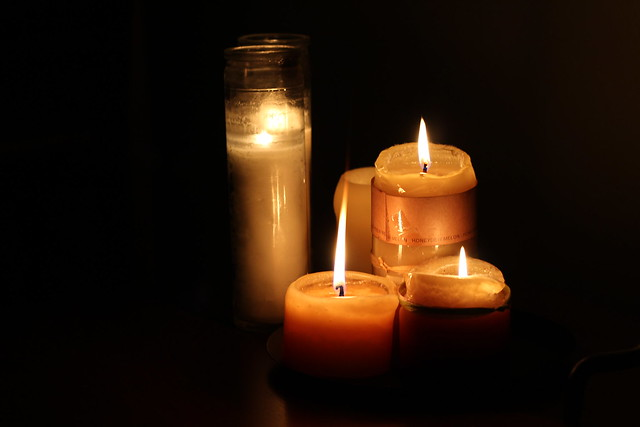 Candles 4 from Flickr via Wylio