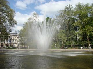 135 Warandepark fontein