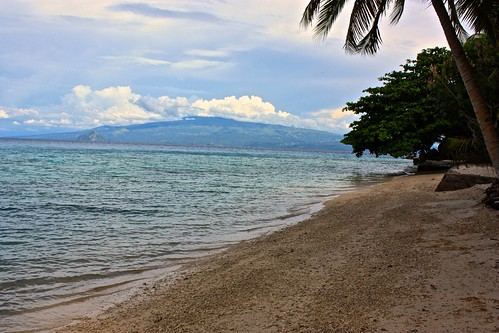 beach on Camiguin