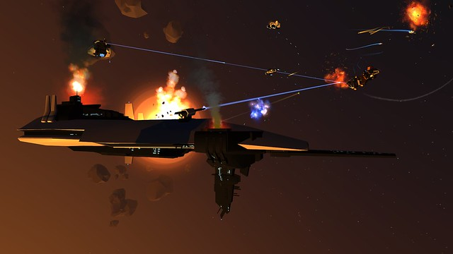 Enemy Starfighter 4