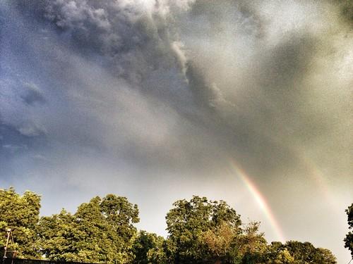 rainbow powdersprings powderspringsga uploaded:by=flickrmobile flickriosapp:filter=nofilter