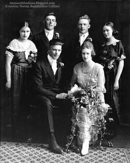 Leo Fifield-Augusta Buchfuehrer wedding photo
