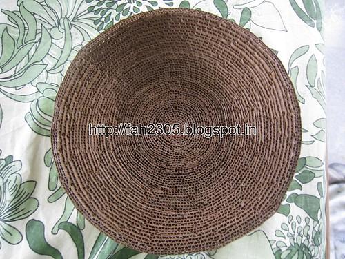 Handmade - Cardboard Bowl (3) by fah2305