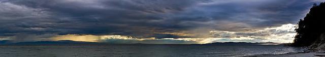 Gloomy Skies Overhead