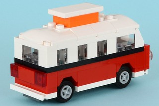 40079 Mini VW T1 Camper