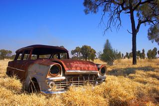 Desert(ed) Holden