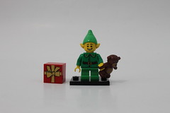 LEGO Collectible Minifigures Series 11 (71002) - Holiday Elf