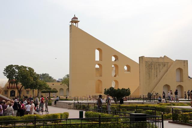 Jantar Mantar in Jaipur, India