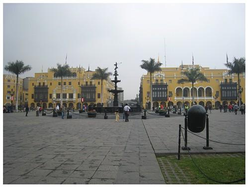 리마 아르마스 광장