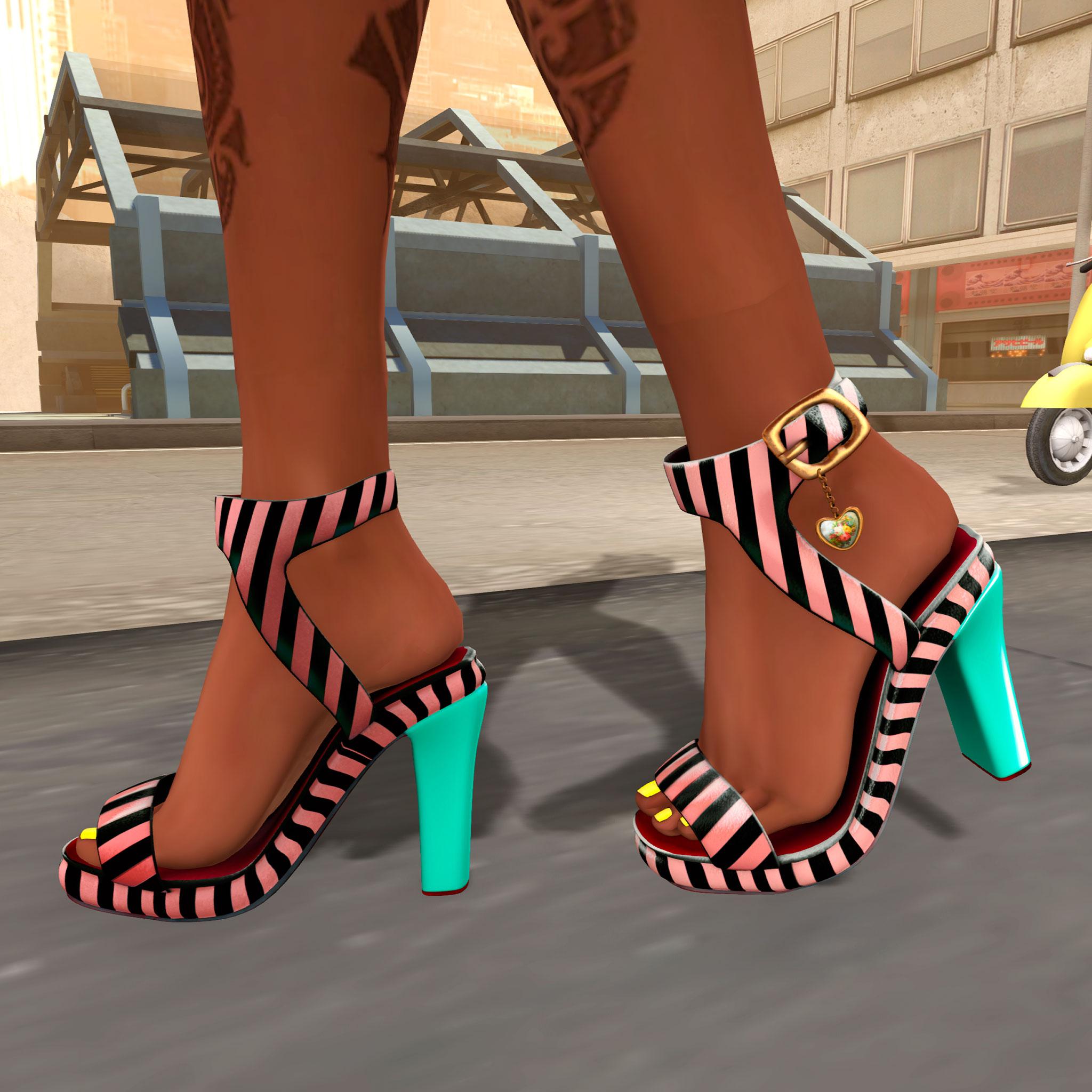 Bliensen+MaiTai-Jive-heels