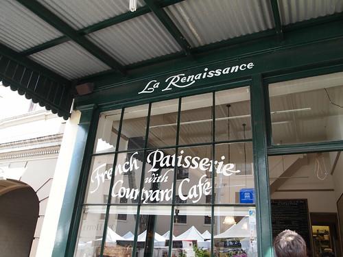 La Renaissance Cafe Patisserie(ラ・ルネッサンス・カフェ・パティシエ)