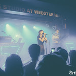 CHVRCHES // The Studio at Webster Hall by Chad Kamenshine