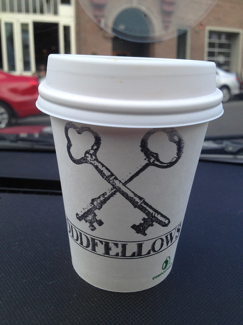 Coffee - Oddfellows Cafe