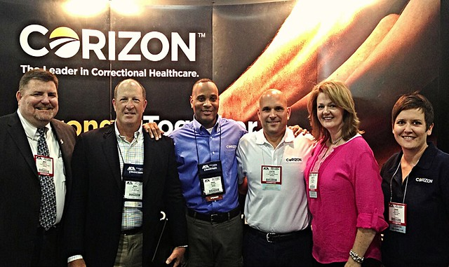Corizon supports ACA conference